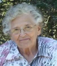 Barbara Florence McEachern  Wednesday May 15th 2019 avis de deces  NecroCanada
