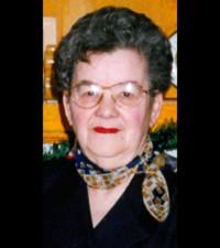 Christine Langlois  29 juillet 1933 – 05 novembre 2018