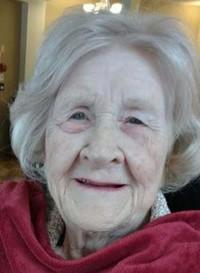 Doris Audrey Stonehouse  19242019 avis de deces  NecroCanada