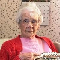 Hilda Florance Naugler  October 05 1919  May 16 2019 avis de deces  NecroCanada