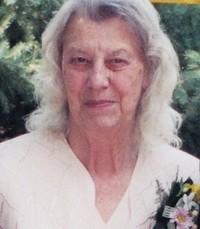 Marie Lillian Nordquist Hill  Thursday May 16th 2019 avis de deces  NecroCanada