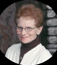 Norma Scrivens Stausland  Wednesday May 15th 2019 avis de deces  NecroCanada