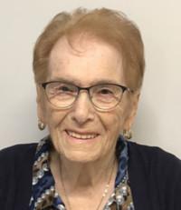 Jeanne Marie-Anne Blais  03 mai 1924 – 13 avril 2019