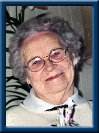 Decker; Mary Melissa  2019 avis de deces  NecroCanada