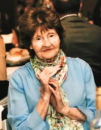 Marian Theresa Parrott  2019 avis de deces  NecroCanada