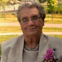 Fannie Elizabeth Saunders nee Osmond  December 29 1933  May 19 2019 avis de deces  NecroCanada