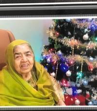 Krishan Kaur Sehgal  Tuesday May 14th 2019 avis de deces  NecroCanada