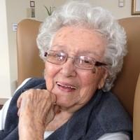 Marjorie Beattie  December 01 1919  May 18 2019 avis de deces  NecroCanada