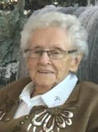 Mme Gertrude Bretherton Goupil  2019 avis de deces  NecroCanada