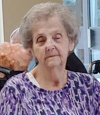 Elizabeth Isabel Geraldine Pilek  Tuesday May 21st 2019 avis de deces  NecroCanada