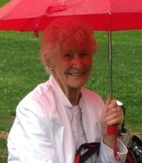 Mabel Dorothy Williamson Chappel  Friday May 10th 2019 avis de deces  NecroCanada