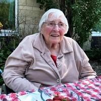 Margaret Emilia Mann  November 25 1925  May 20 2019 avis de deces  NecroCanada