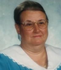 Audrey Henderson Baker  Tuesday May 21st 2019 avis de deces  NecroCanada