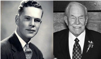 Elder Oric William  June 20 1926  May 17 2019 (age 92) avis de deces  NecroCanada
