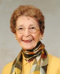 Georgette Lemieux Fournier  1926  2019 (93 ans) avis de deces  NecroCanada