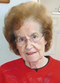 MCHAFFIE FORMERLY HARLOW NEE PELOW Dorothy Marie  2019 avis de deces  NecroCanada