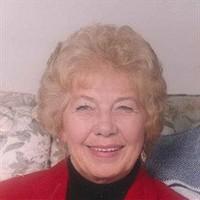 Margaret Joyce  Marg Eckersley  April 18 1936  May 13 2019 avis de deces  NecroCanada