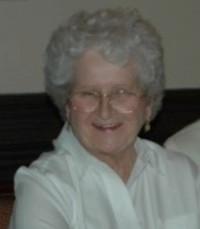 Dorothy Edythe Cathcart Nee Bell