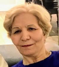Leyla Farahani  Wednesday May 22nd 2019 avis de deces  NecroCanada
