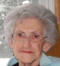 Laure Theberge Janvier  1927  2019 (92 ans) avis de deces  NecroCanada