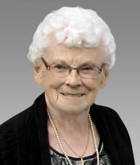 Anita Thibault Bernier  19312019  Décédé(e) le 22 mai 2019 SainteFélicité de L'Islet. avis de deces  NecroCanada