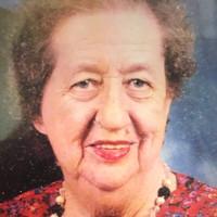 Mabel Helen Van Tassell  May 31 1927  May 25 2019 avis de deces  NecroCanada