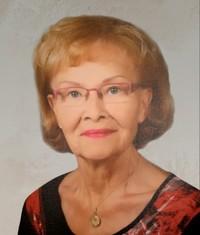 Marie-Marthe Binet  1940  2019 (78 ans) avis de deces  NecroCanada