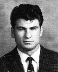 Antonio 'Tony' Nave  June 9 1938