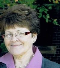 Joyce Snow  Monday May 27th 2019 avis de deces  NecroCanada