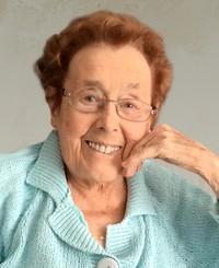 Madeleine Bourget Gobeil  1920  2019 (99 ans) avis de deces  NecroCanada