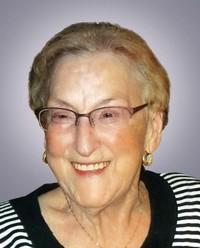 Simone Cunningham  Boucher  1933  2018 avis de deces  NecroCanada