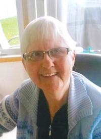 Theresa Matheson  March 4 1940  May 26 2019 avis de deces  NecroCanada