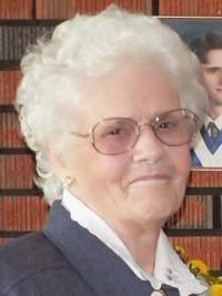Betty May Nellis  July 2 1921  May 28 2019 avis de deces  NecroCanada