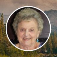 Phyllis June Cox  2019 avis de deces  NecroCanada