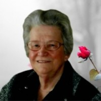 CARRIER DOMINGUE Aline  1929  2019 avis de deces  NecroCanada