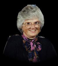 Freda Dalzell  2019 avis de deces  NecroCanada