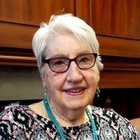 Helen Isobel Whitney Taylor  April 08 1924  May 22 2019 avis de deces  NecroCanada