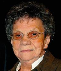 Juliette Leblanc  01 juillet 1929 – 29 mai 2019