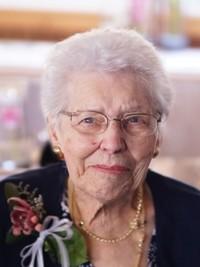 Therese Bolduc Donovan 1926 - 2019 avis de deces  NecroCanada