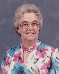 Gladys Marie Ackerson  19282019 avis de deces  NecroCanada