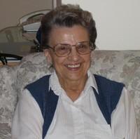Julie McLean nee Konarski  12 avril 1925