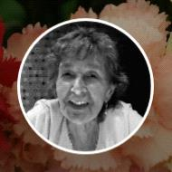 Maria Fasching  2019 avis de deces  NecroCanada