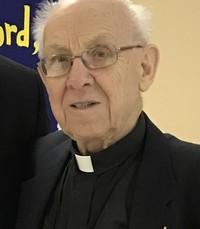 Reverend George Spencer  Friday May 31st 2019 avis de deces  NecroCanada