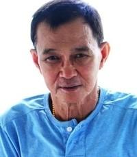 Ernesto De Guzman Sr  Friday May 31st 2019 avis de deces  NecroCanada
