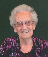 Marjorie Louise McLaughlin Bridgeman  September 26 1923  May 30 2019 (age 95) avis de deces  NecroCanada