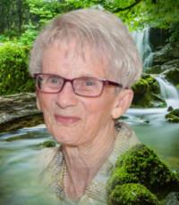 Rejeanne Corbet  19 janvier 1932 – 10 mai 2019