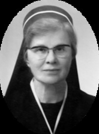 Sister Aloysia Anastasia Nancy SSMI