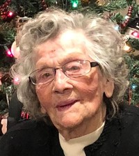 Ellen Dolly Gibb  April 26 1905  June 5 2019 (age 114) avis de deces  NecroCanada
