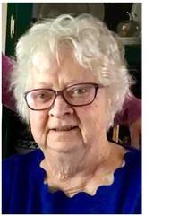 "Mary ""Lorraine Sampson Peters -  Announcement  June 14 2019 avis de deces  NecroCanada"