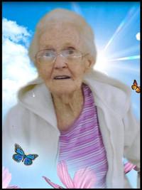 Eunice Wright  1922  2019 avis de deces  NecroCanada